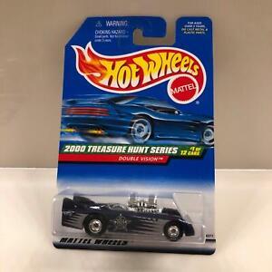 Hot Wheels Mattel 2000 Treasure Hunt Series #1/12 Double Vision C22