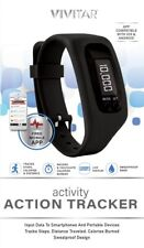 Vivitar Activity Action Tracker Fitness Watch Compatable with Ios & Android