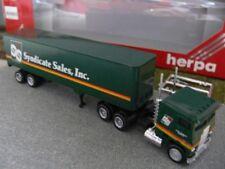 1/87 Herpa Freightliner Syndicate Sales US Truck 854003