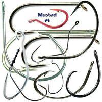Mustad Fishing Hooks ~ Choose Model, Size and Quantity