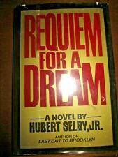 Requiem for a Dream Hubert Selby 1st ed first printing drugs Aronofsky film