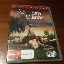 Vampire Diaries : Season 1 (DVD, 2010, 5-Disc Set)