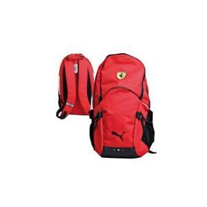 Sac à Dos Ferrari PUMA Rouge Noir 47 X 27 CM