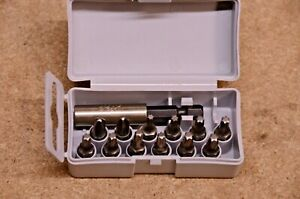 Felo Torx & Phillips Compact 13 Piece Set with Magnetic Bit Holder 026 913 16