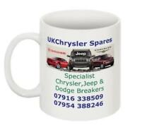 CHRYSLER 300C Chrysler spares Tea Mug Coffee Cup
