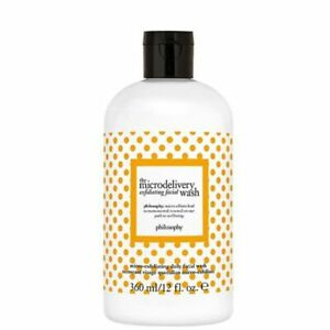 Brand New Philosophy Microdelivery Exfoliating Facial Wash 360ml 12 fl oz