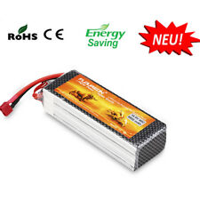 FLOUREON 4S 14.8V 5500mAh 40C LiPo Deans Plug Akku Batterie für RC LKW Hobby