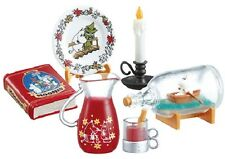 Re-Ment Miniature MOOMIN Homestyle Dishes Set # 7 Cranberry Drink