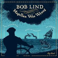Bob Lind - Magellan Was Wrong (CDWIKD 335)