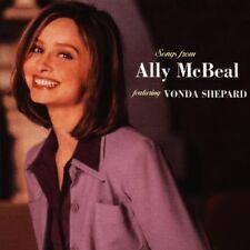 Vonda Shepard - Songs from Ally McBeal | Soundtrack SONY CD 1998