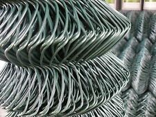 6 FT - PVC Chain Link Fencing 10mtr (180cm) c/w Straining Wire