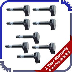 For Acura TL CL RL 3.2L 3.5L Honda Accord 3.0L Odyddey 3.5L Ignition Coil B287*8