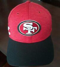 NFL San Francisco 49'ers NEW ERA Cap HAT NEW MEDIUM/LARGE 49'ers M/L FLEX FIT