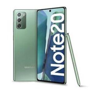 Samsung Galaxy Note 20 Dual Sim 256 GB 8 GB RAM