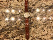 14k Gold Vintage Bulova Automatic Watch