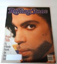 Vintage Rolling Stone PRINCE Cover October 18th 1990 Issue 589 Magazine
