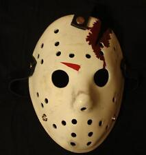 Jason Creation Station Friday 13th 4  Hockey MASK HALLOWEEN HORROR prop Replica