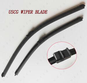 Windshield Wiper Blades For BMW X3 F25 2010 - 2017 X4 F26 2015-2018 OEM Quality