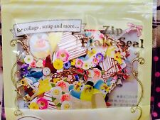 Pretty Birds STICKER FLAKES 70 Pcs