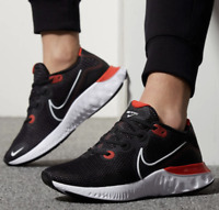 New NIKE Renew Run Running Shoes Mens athletic sneaker black red all sizes