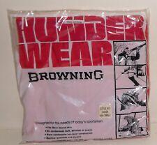Browning Hunderwear Long Pant Thermal Underwear Hunting Skiing Size Small