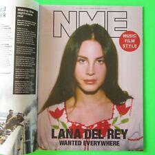 LANA DEL REY - NME - RARE UK Magazine JUL 2017