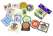 World Scout Moot Badge Set 1935-2013