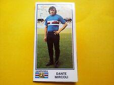 Figurina Album Calciatori Panini 1974/75 n°435 MIRCOLI SAMPDORIA Rec