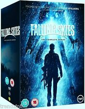 Falling Skies - Season 1-5 [DVD] Box Set | Falling Skies Season 1 2 3 4 5 | New!