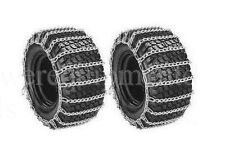 NEW 1 PAIR  TIRE CHAIN 18X950-8 2 LINK [MART][TC-958I]
