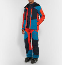 $1350 PEAK PERFORMANCE Heli 2L Gravity Ski Jacket and Pants Size Small GORE-TEX
