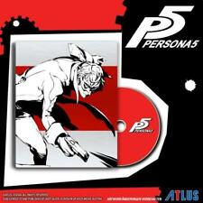 Persona 5 Steelbook Day One Edition Jeu PS4