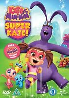 Kate and Mim-Mim: Super Kate! [DVD] [2016][Region 2]