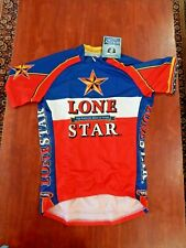 Lone Star Beer - Primal Wear Cycling Jersey Mens Med - NEW