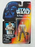 Star Wars Luke Skywalker 1995 Kenner The Power Of The Force
