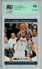 Kemba Walker 2012 NBA Hoops #230 Rookie Card PGI 10