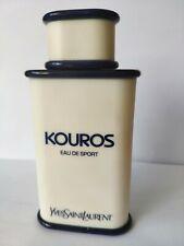 Vintage YSL Kouros Eau De Sport EDT 100ml perfume