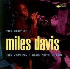 THE BEST OF MILES DAVIS. like new
