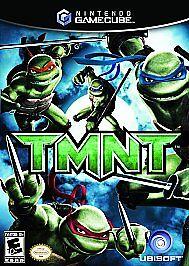 Tmnt: Teenage Mutant Ninja Turtles Ngc GAME NEW