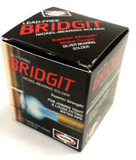 Bridgit Solder 1 LB Lead-Free Nickel Bearing Solder