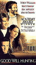 Good Will Hunting (VHS, 1998)