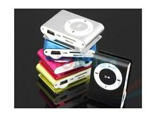 Alluminio Clip MP3 Lettore Espandibile Mini MicroSD 8GB USB !OCCASIONE! vi