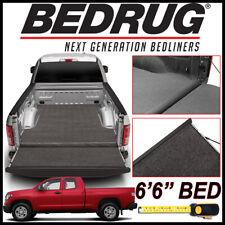 BEDRUG XLT Carpet Truck Bed Mat Liner fits 2007-20 Toyota Tundra W/ 6.5 FT. BED
