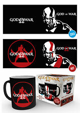 God of War Kratos Heat Changing Mug