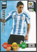 PANINI WORLD CUP SOUTH AFRICA 2010 ADRENALYN XL-ARGENTINA-ANGEL DI MARIA