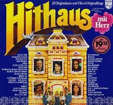 Hithaus-avec coeur (1976) waterloo & robinson, vicky leandros, Freddy, DALI... [LP]