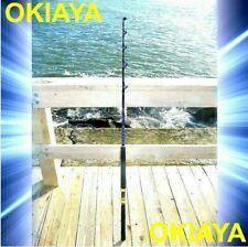 Saltwater Fishing Rods 50-80Lb Fishing Poles Fishing For Penn Shimano Reel