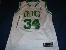 Boston Celtics Paul Pierce Reebok NBA Basketball Jersey size Large 14-16 Youth