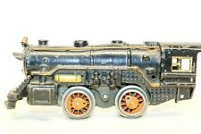 VINTAGE PRE-WAR LARGE CAST IRON AMERICAN FLYER 0-4-0 ELECTRIC LOCOMOTIVE