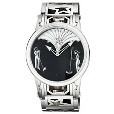 New Watchstar Automaton Swiss Made Patented Soprod Movement Golf Swinging Watch